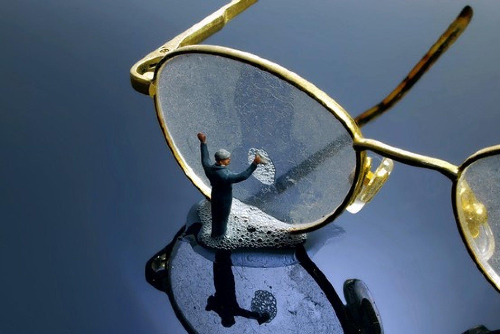 pranje naočala
